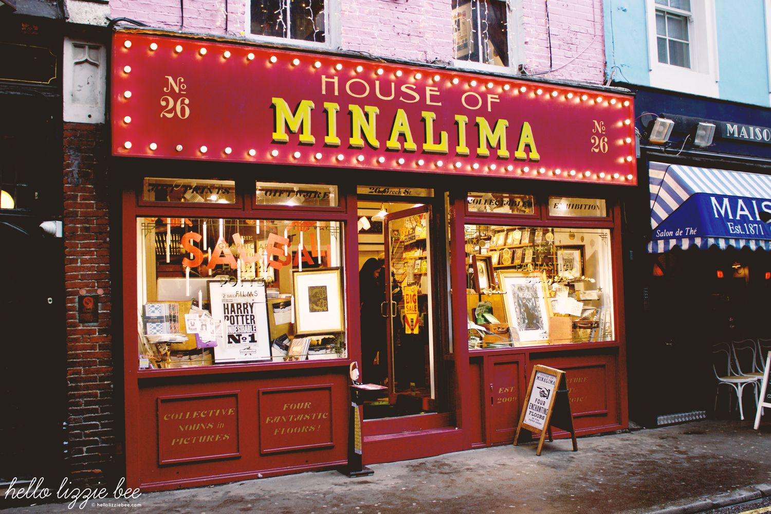 house of minalima, harry potter, fantastic beasts