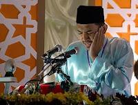 Merdu Suara Membaca Al-Quran