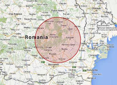 földrengés, Richter-skála, Románia, Székelyföld, INFP, infp.ro