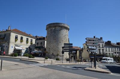Périgueux. La Torre Mataguerre