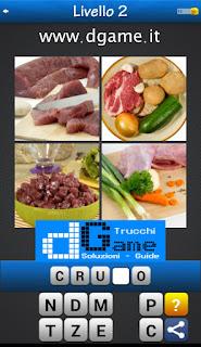 PACCHETTO 6 Soluzioni Trova la Parola - Foto Quiz con Immagini e Parole livello 2