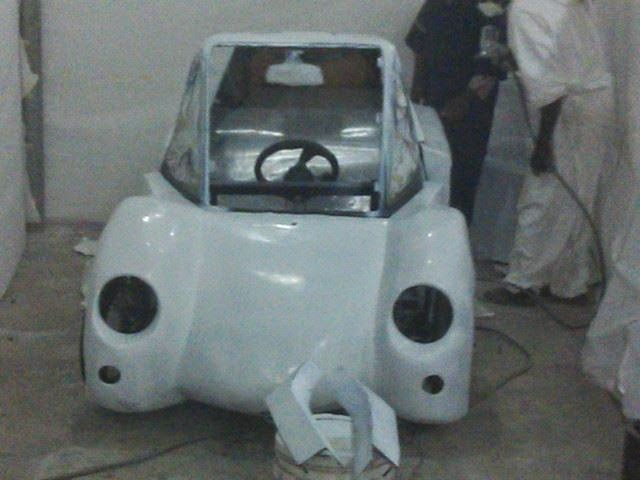 UNIBEN Students' eco-friendly Car Passed International Evaluation