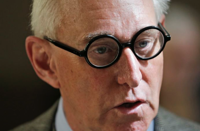 Roger Stone sought Clinton emails from acquaintance in touch with WikiLeaks' Assange