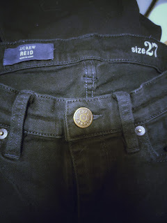 J Brand Reid Denim Pants