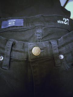J Brand Reid Denim Pants
