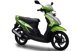 Viar punya sepeda motor listrik brooo