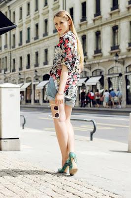 Blusas de moda para chicas