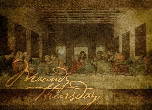 maundy thursday images for whatsapp