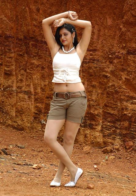 tollywood hot actress navel show