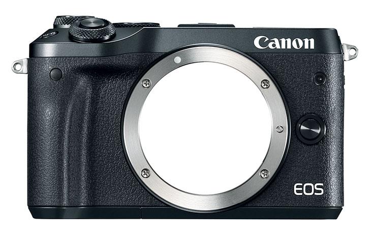 Беззеркальная камера Canon