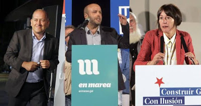 Galicia na liña  do cambio