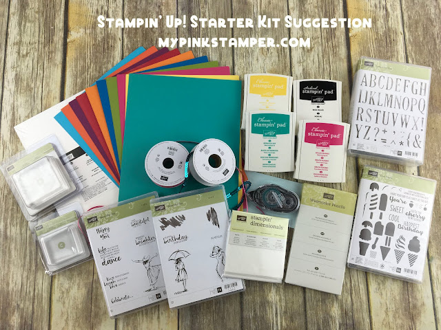 Stampin' Up! Demonstrator Kit,