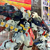 Robot Damashii (SIDE MS) Crossbone Gundam X-1 Full Cloth - On Display at Osaka Umeda soul Campaign 2014 Winter