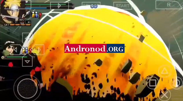 Naruto Ultimate Ninja Legacy Road To Boruto ISO PPSSPP Android
