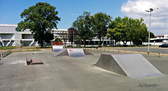 Skatepark Saujon