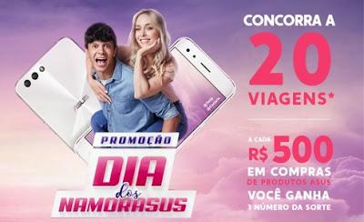 """""""DIA DOS NAMORASUS"""" Asus lança sua campanha para o dia dos namorados no Brasil"""