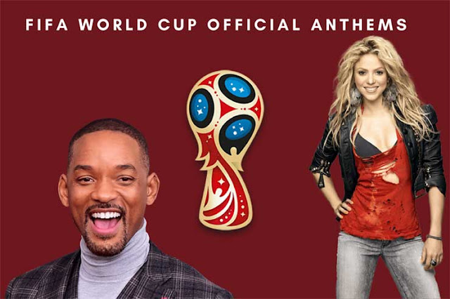 FIFA World Cup Official Anthems and Songs