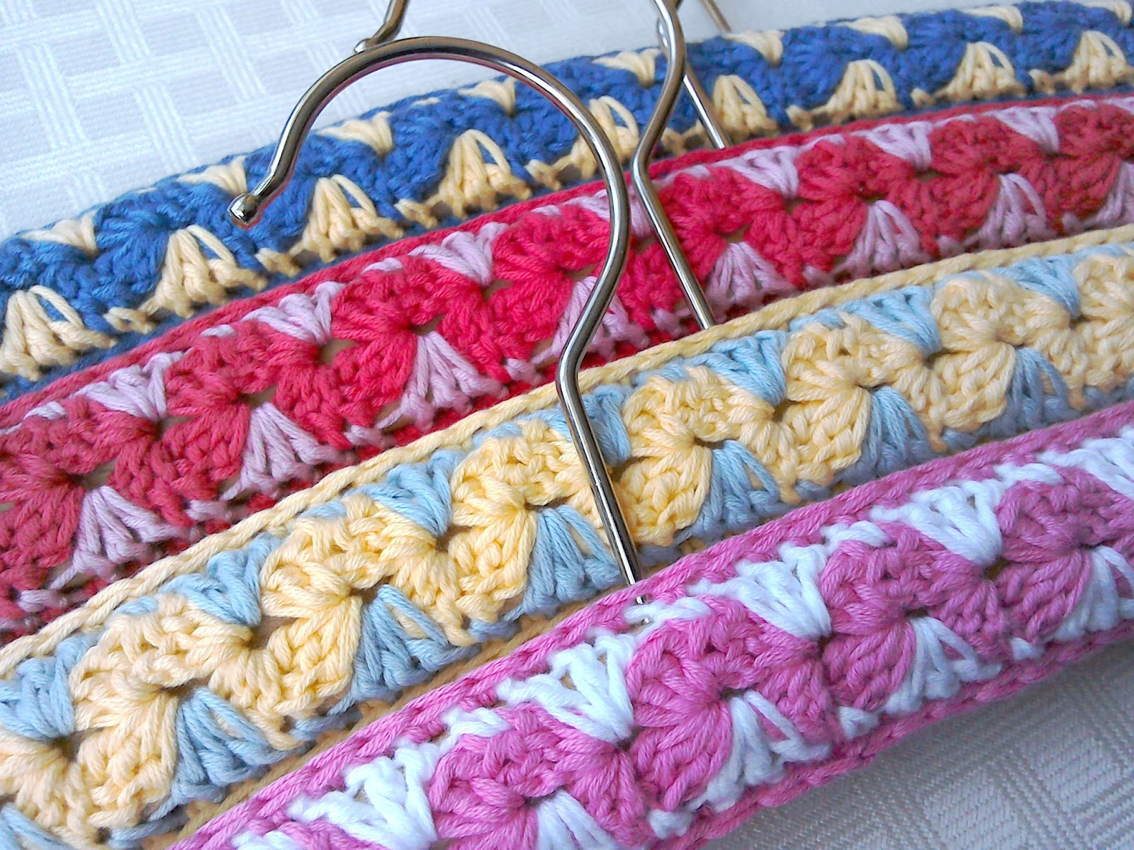 Cuppa Crochet His N Hers Hangers