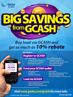 Globe GCASH load