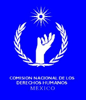 Resultado de imagen para logo de la comision nacional de los derechos humanos