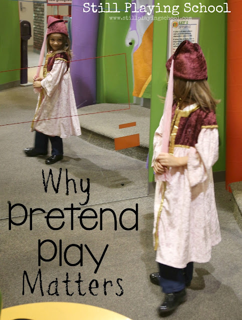 Why pretend play is important for kids of all ages