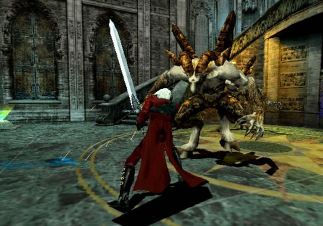 Devil May Cry 2 Dante Disc PS2 GAME ISO Screenshot 1