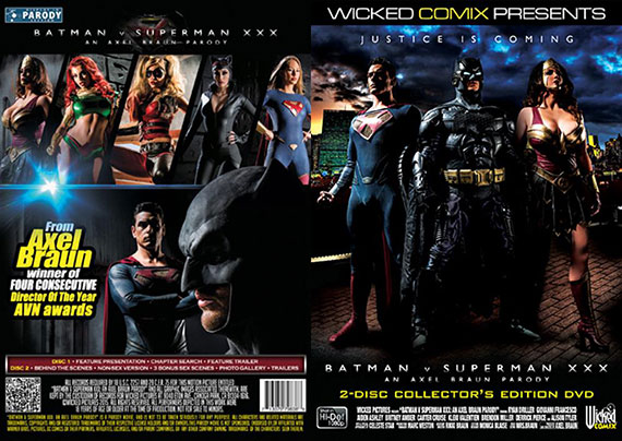 batman superman an axel braun parody