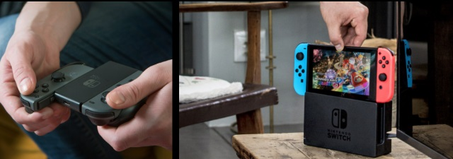 Nuevos juegos para Nintendo Switch 2018