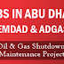 Jobs in Abu Dhabi | EMDAD & ADGAS | Oil & Gas Shutdown Maintenance Project - 2018