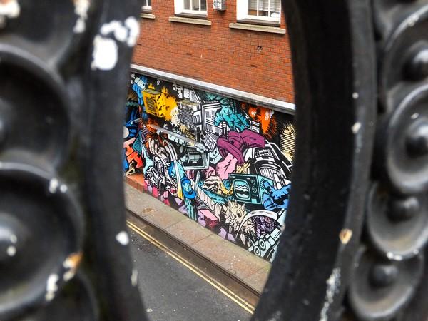 bristol street art park street