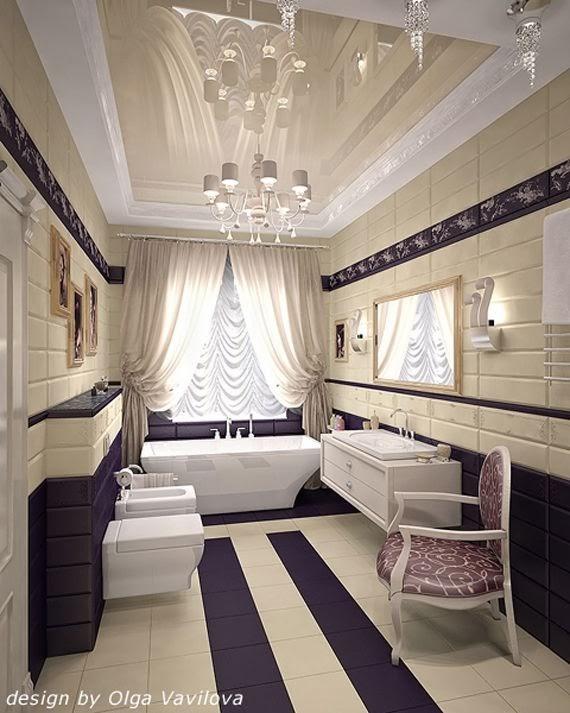 David Dangerous: Art Deco Bathroom