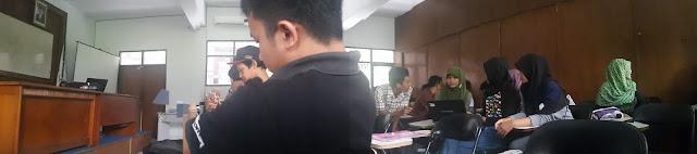 Video Mahasiswa Bergoyang