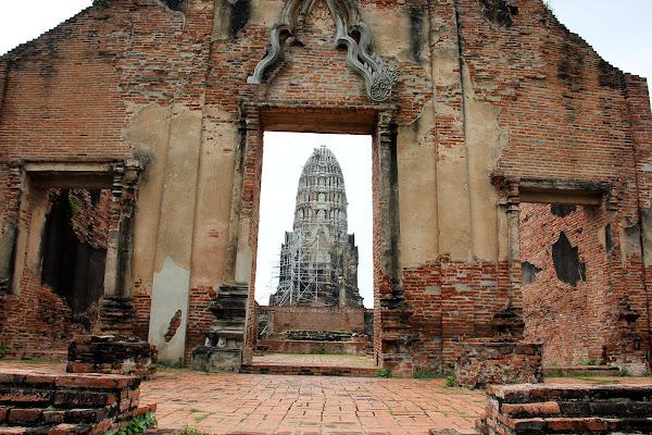 Wat Ratchaburana - Ayutthaya - Tailandia