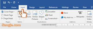 Langkah 1 Cara Menambahkan Page Number Dan Mengatur Posisinya Di Microsoft Word