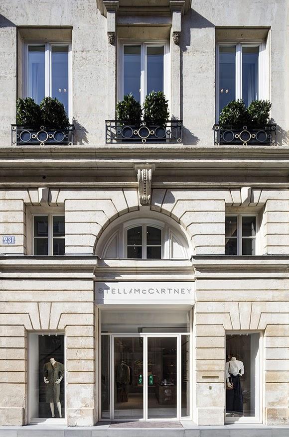 Stella McCartney ouvre quatre nouvelles boutiques