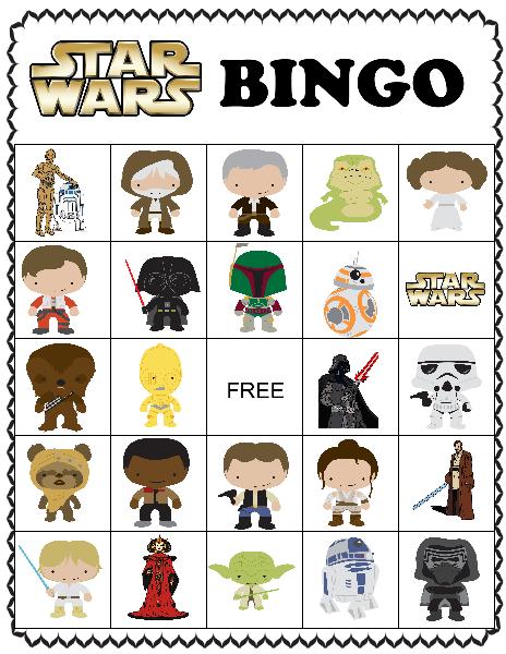 Star Wars Bings