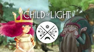 Child of Light Nintendo 3DS Wallpaper