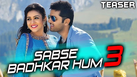 Poster Of Sabse Badhkar Hum 3 In Hindi Dubbed 300MB Compressed Small Size Pc Movie Free Download Only At worldfree4u.com
