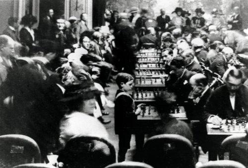 La question people sur les échecs � Chess & Strategy