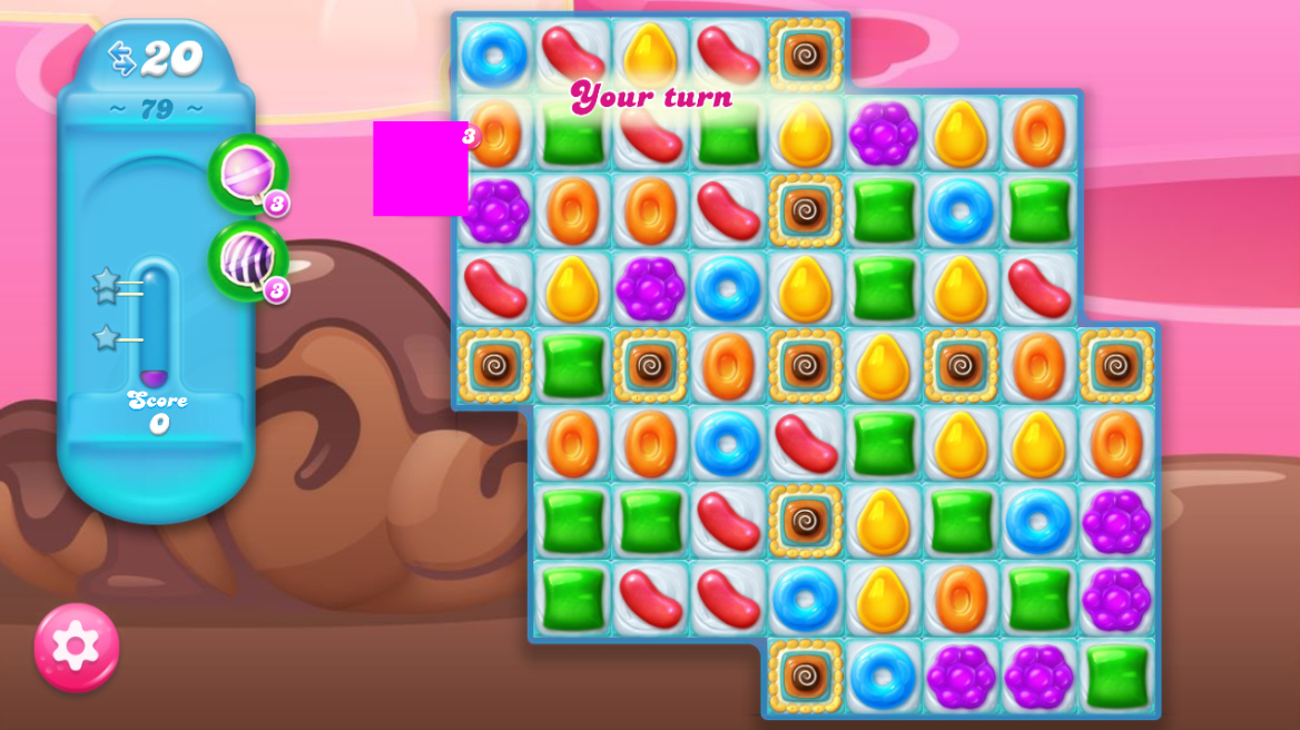 Candy Crush Jelly Saga 79