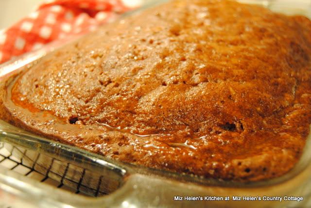Fresh Apple Cake at Miz Helen's Country Cottage