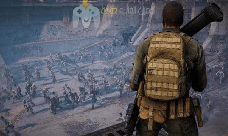 تحميل لعبة World War Z