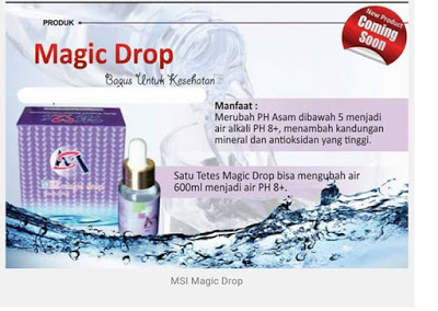 MSI Magic Drop
