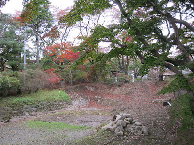 Numata Castle Ruins, Japan.