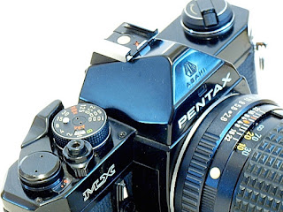 Pentax MX, Mechanical controls