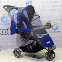 pliko boston stroller