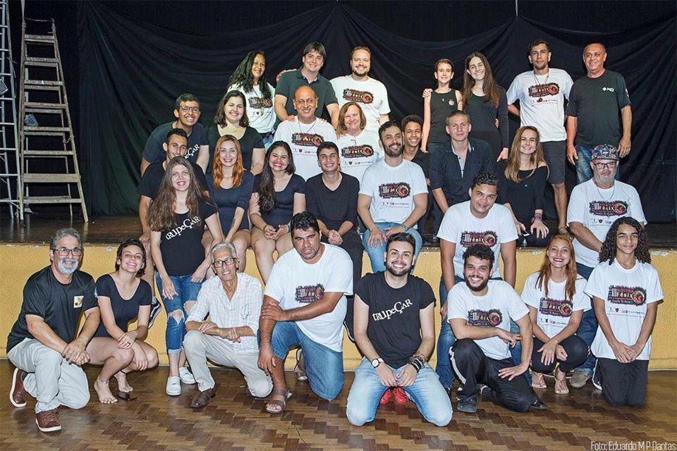 Cia Trupeçar conquista 7 prêmios na  'III Mostra Fênix de Linguagens Cênicas' em Tupã