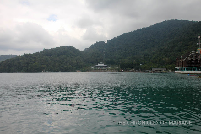 sun moon lake nantou