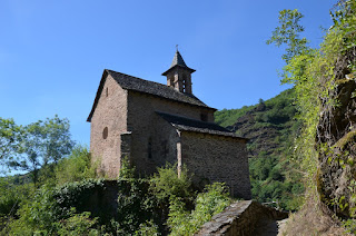 Conques. Capella de Saint-Roch