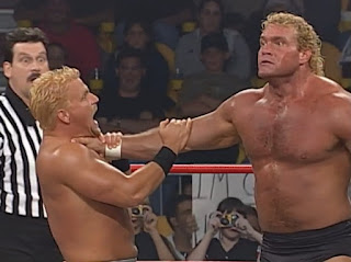 WCW Uncensored 2000 - Sid faced Jeff Jarrett for the WCW title